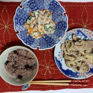 秋の薬膳料理
