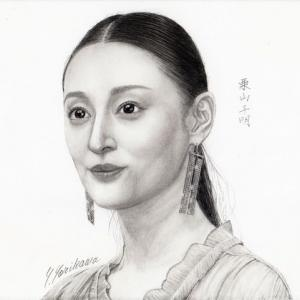 Chiaki Kuriyama 栗山千明