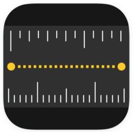 手軽で便利 – iPhone12の計測アプリ