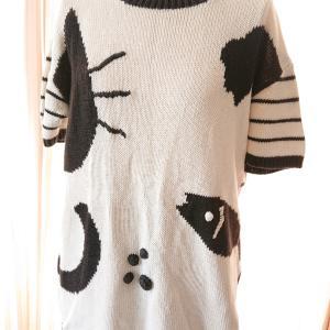 Black cat Knit(黒猫ニット)