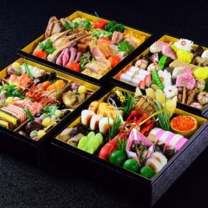 楽天ふるさと納税の2022おせち料理「4人前」ランキング!