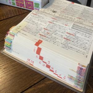 国語辞書をひく習慣