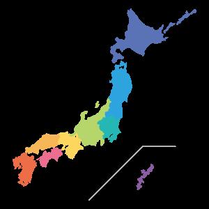 都道府県・県庁所在地