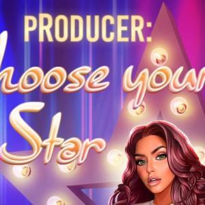 「Producer: Choose your Star」14日以内に5人目のオリビアをクリアに挑戦したけど失敗した話【ポイ活】【期限14日】