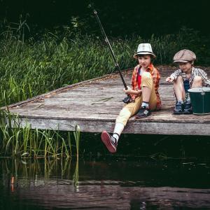 小学生以下の子供とも楽しめる釣りについて語ります!