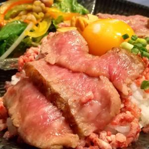 【熊本/馬刺しとあか牛グルマン】お昼からガッツリ「名物 グルマン丼」