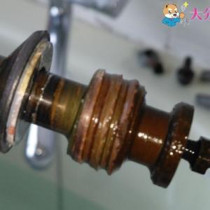 お風呂水漏れ修理 新しい水栓と交換し解決!【大分県豊後大野市の事例】