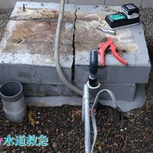 井戸ポンプ交換依頼 新しい井戸ポンプを設置!【大分県佐伯市の事例】