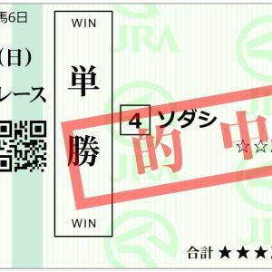 パドック予想!絶好調!G1レース4連勝!桜花賞「ソダシ」単勝&馬単的中!