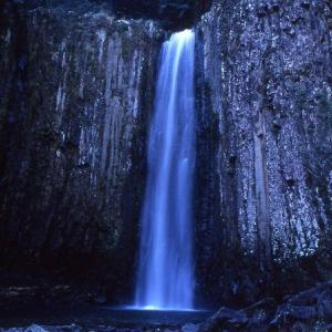 厳寒の京都での滝行