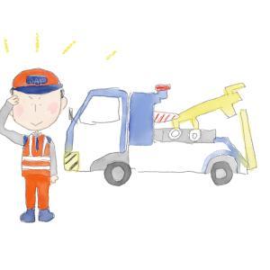 実家の車の維持とポストのチラシ対策