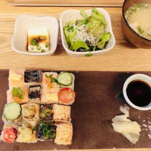KINKA sushi bar izakayaのモザイク寿司