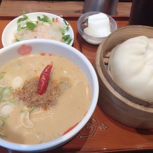 香家の坦々麺