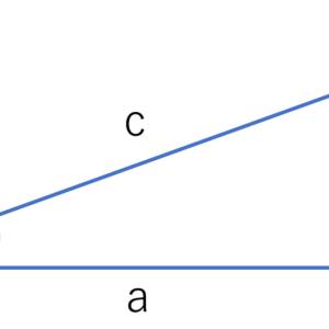 【理論編】三角比!「円の方程式と Cosθ、Sinθ」(拡張)