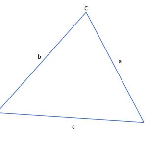 【理論編】三角比!「余弦定理と面積公式」