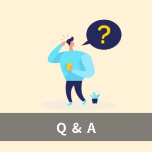 Q&A つみたてNISAのよくある疑問