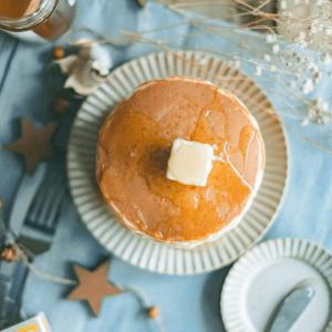 ホットケーキの作り方 膨らませるコツ