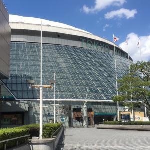 【ファイターズ】東京ドームの主催試合。