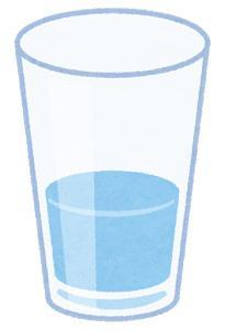不安と感謝はコップの水の話と似ている