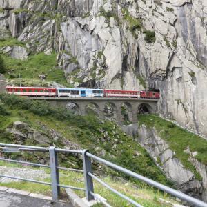 スイス!PART2(悪魔の橋・フルカ峠)