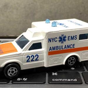 アメリカンな救急車