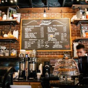 喫茶店でカッコよくブログを書いてみたかった