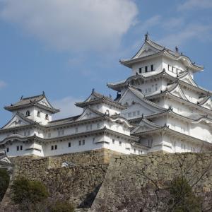姫路城(兵庫県姫路市)