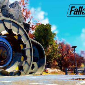 fallout76 その4 ゲーム紹介と歴史(風景写真を添えて)