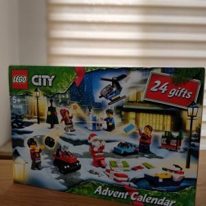 コストコで買ったレゴのアドベントカレンダー 2020