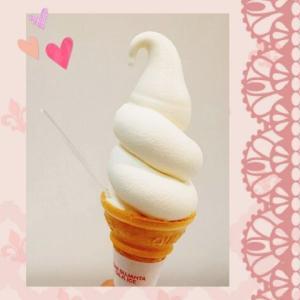 cafe akira 『もふもふミルクソフトクリーム』🍦💕