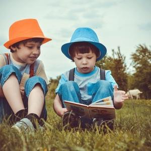 短い文章でも面白い!絶対子どもが気に入る!?初心者向けチャプターブック。