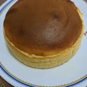 りくろーおじさんスフレチーズケーキをビストロ(Panasonic Bistro NE-CBS2700)で再現してみた