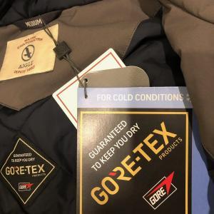 通す通さない問題。GORE-TEX