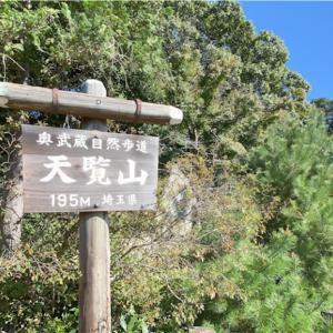 【ヤマノススメの聖地】天覧山と多峯主山に登る