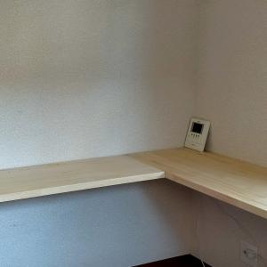 【DIY】 雇い実で、木(板)をキレイにつなぐ