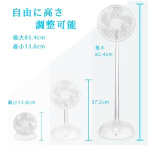【LAOGOTリビング扇風機レビュー】アウトドア扇風機の最適解