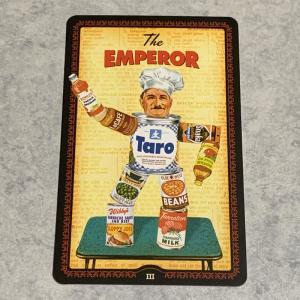 奥様のタロット講座 The EMPEROR 皇帝