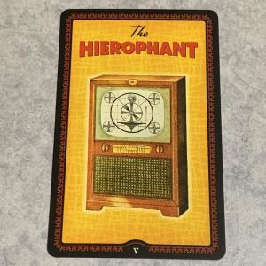 奥様のタロット講座 The HIEROPHANT 教皇