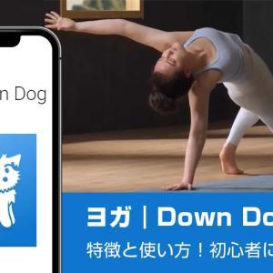 ヨガ Down Dogの使い方と評判!初心者にもおススメのヨガアプリ!