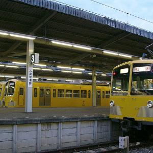 """予想外!?西武線の""""黄色い電車""""の比率を計算してみた"""