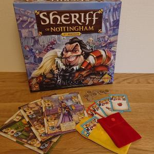 ノッティンガムのシェリフ(2nd Edition) / Sheriff of Nottingham(2nd Edition)