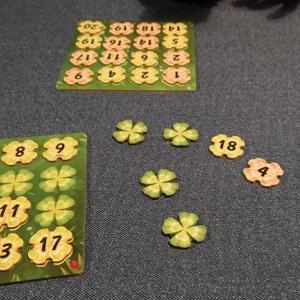 ラッキーナンバーズ / Lucky Numbers