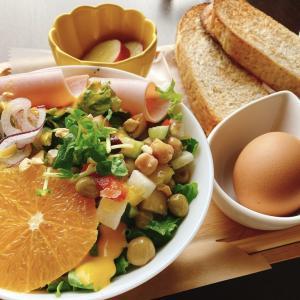 【モーニング】CALDA Dining+Cafe@京都府木津川市|新鮮野菜たっぷりカルダの朝ごはん