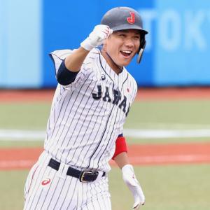 【侍JAPAN〜野手編〜】オリンピック代表メンバーの国際大会成績一覧