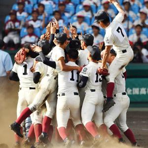 【高校野球】夏の甲子園通算勝利数ランキングTOP10