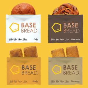 【腹持ちのいい朝食】「BASE BREAD」9ヶ月目、時短&仕事の集中力がアップ!