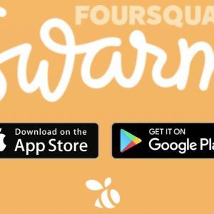 旅行の記録に!訪れた場所を記録できるアプリ「Swarm」完全ガイド