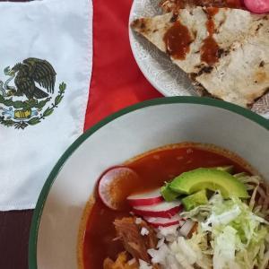 9月16日メキシコ独立記念日