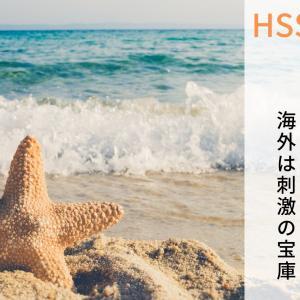 【HSS型HSPの特徴】海外に関心をもつ人が多い。HSSさんにとって海外は刺激の宝庫!