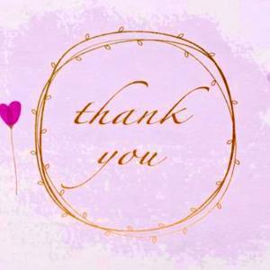 感謝すること~感謝してdelete♡~
